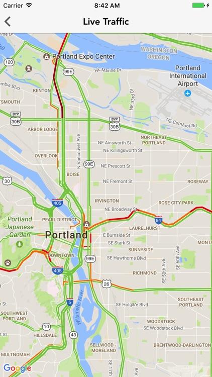 Portland Weather App -Fox 12 screenshot-3