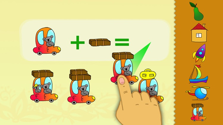 Maths and logic for kids