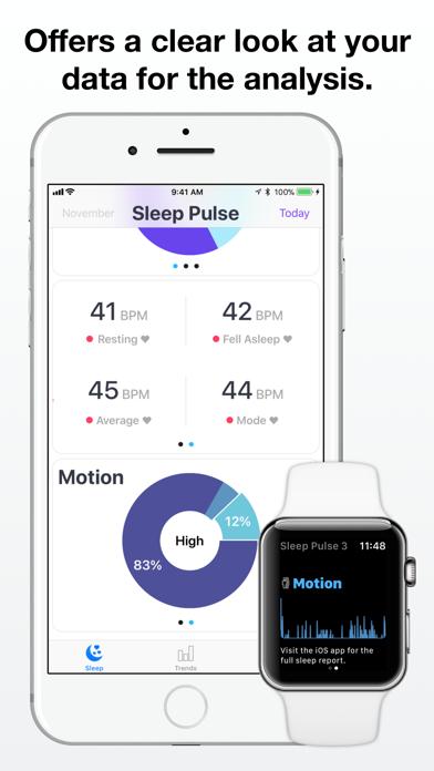 Sleep Pulse 3 - Sleep Tracker app image