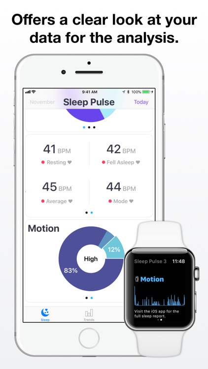 Sleep Pulse 3 - Sleep Tracker screenshot-3