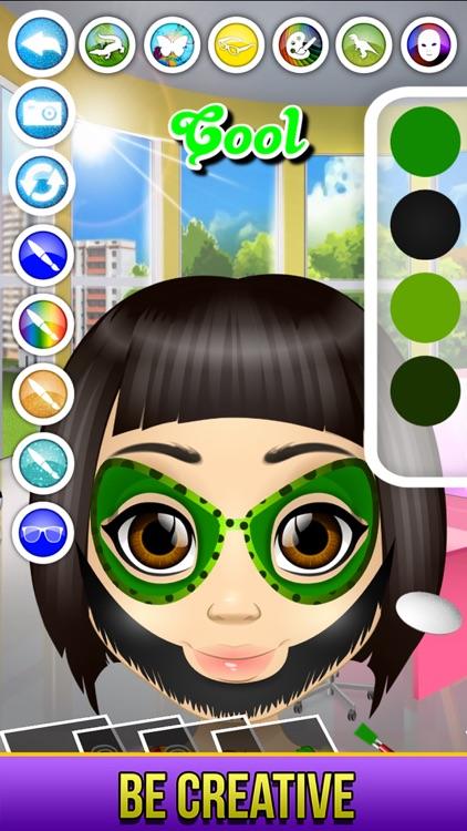 Draw, Doodle & Face Paint screenshot-6