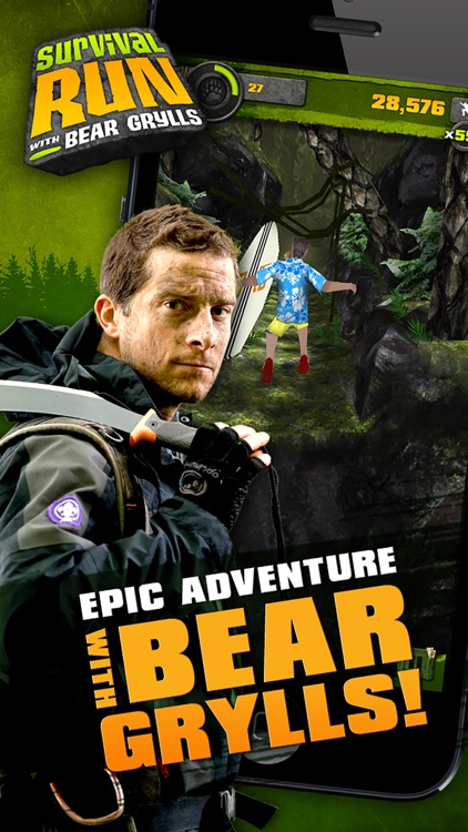 Survival Run with Bear Grylls screenshot-4