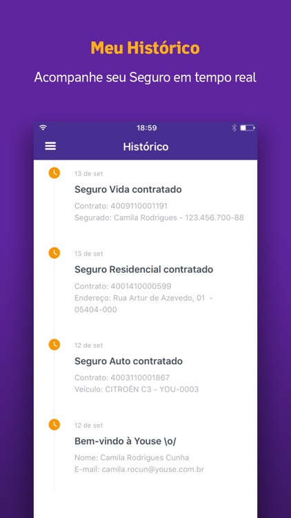 Youse - Seguro online tipo vc