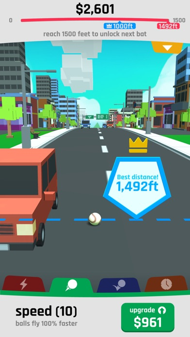 Screenshot of Baseball Boy! App