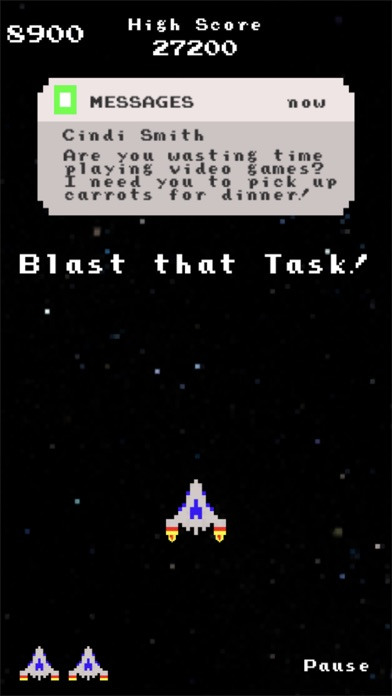 Task Attack Screenshots