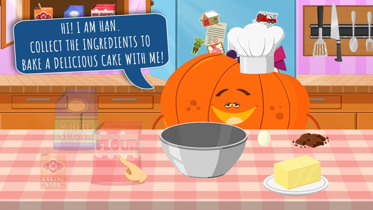 Fun Bakery - Fruits Vs Veggies screenshot-1