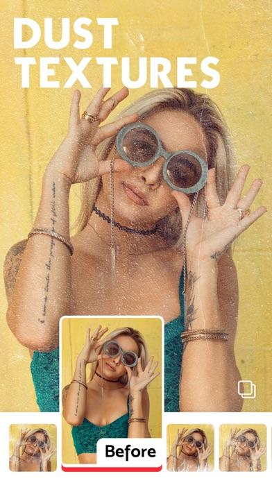 Download RetroCam: vintage photo camera for Pc