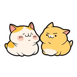 Wico Cat Stickers