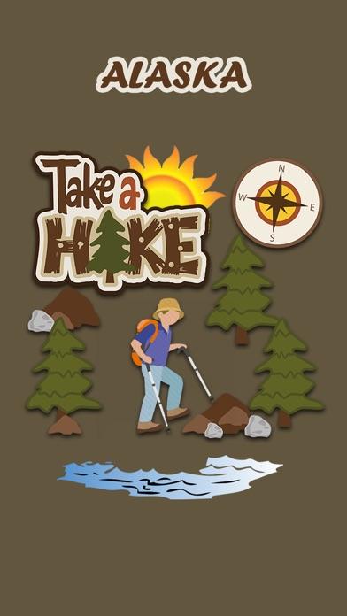 Alaska Hiking Trails-0