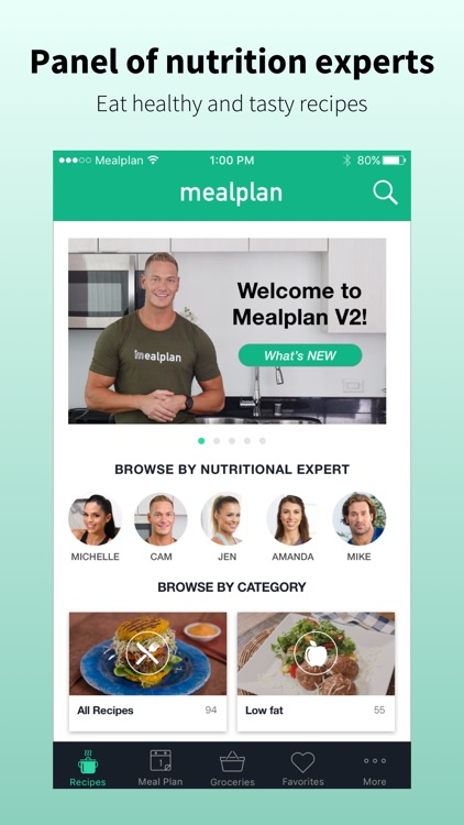 Mealplan: Meal Prep Made Easy