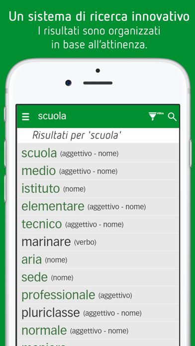 Dizionario Italiano Garzantiのおすすめ画像2