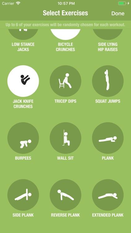 Streaks Workout screenshot-3