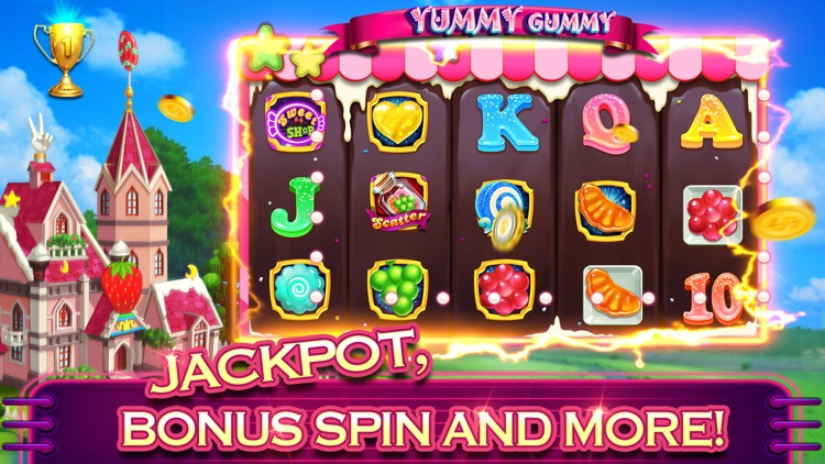 Clash Slots - Best & New Slots screenshot-4