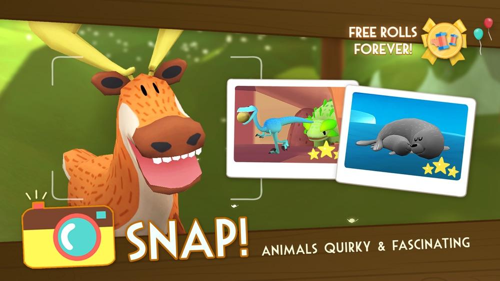 Snapimals Love Amazing Animals Cheat Codes