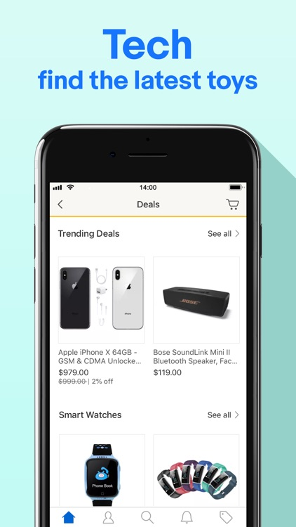 Shop, Sell & Save with eBay screenshot-6