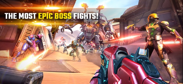 Shadowgun Legends on the App Store
