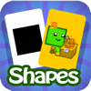 Meet the Shapes Flashcards