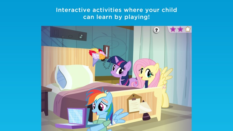 My Little Pony Read & Play screenshot-2