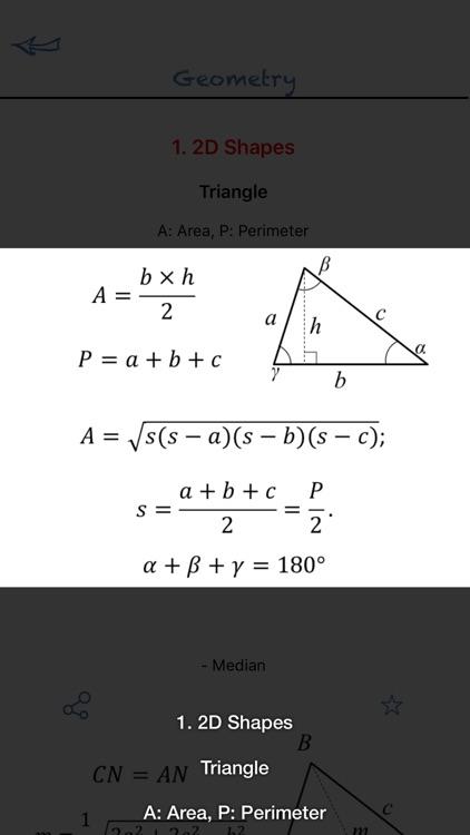 Math. Formulas screenshot-3