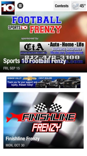 Wthi news 10 on the app store fandeluxe Images