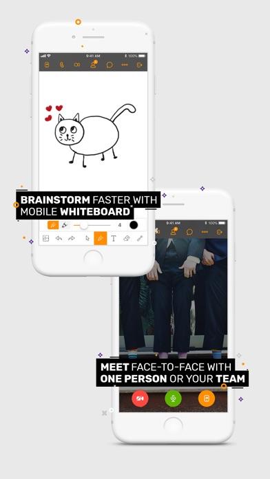 join.me - Simple Meetings Screenshot