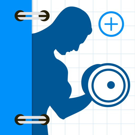 Fitness Buddy+: Gym Workouts app logo