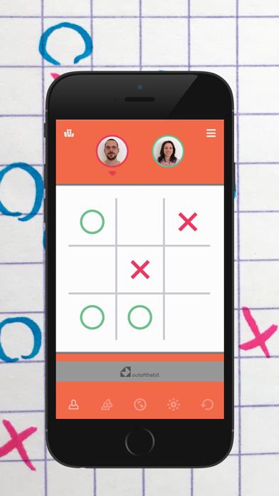 Tic Tac Toe (Noughts&Crosses) screenshot two