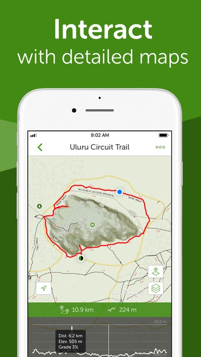 Download AllTrails: Hike, Bike & Run for Pc