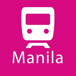 Manila Rail Map Lite