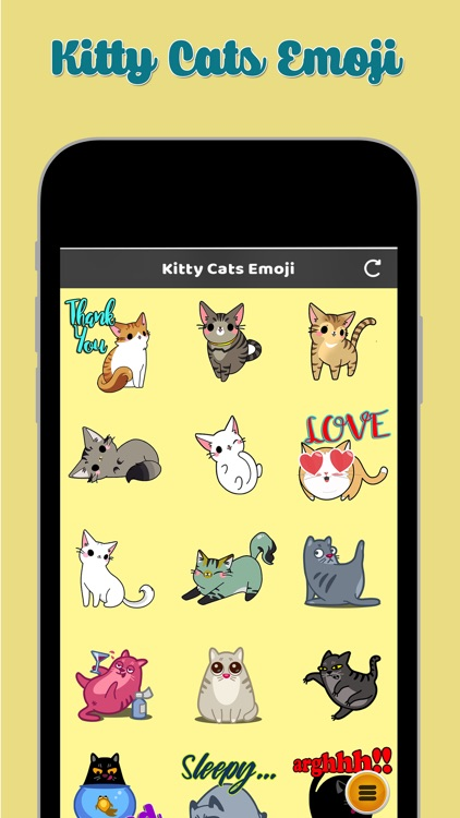 Kitty Cats Emoji