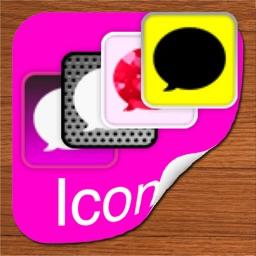 App Icons+
