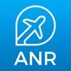 Antwerp Travel Guide with Offline Street Map