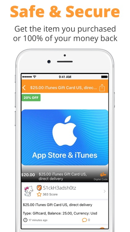 Gameflip - Buy & Sell screenshot-4