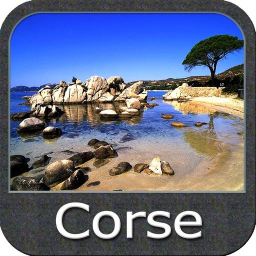 Boating Corsica Nautical Chart
