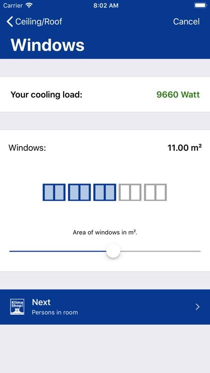 KlimaKonfigurator!
