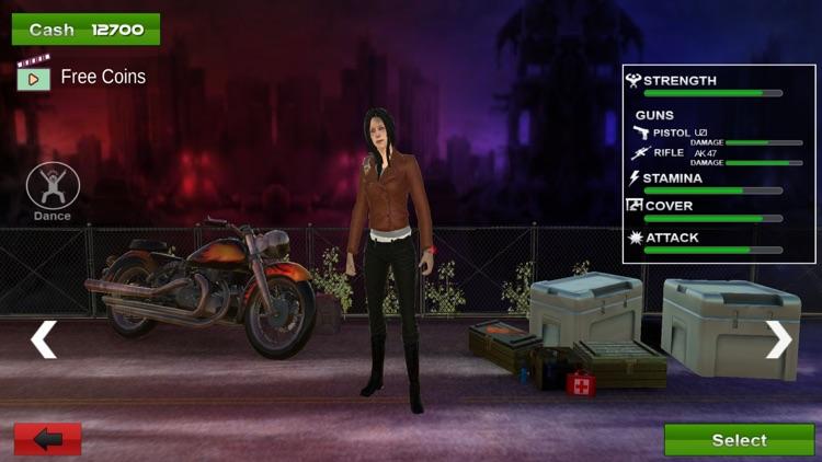 Zombie Shooting 3D screenshot-3