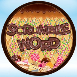 Scramble Candy Words
