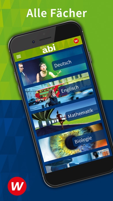 Screenshot for Fit fürs Abi in Germany App Store