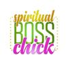 Spiritual Boss Chick LLC. - Spiritual Boss Chick artwork