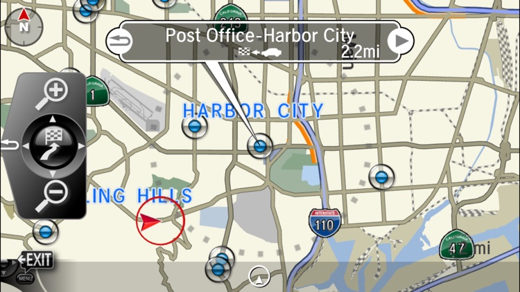 HondaLink Navigation NA screenshot-2