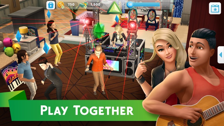 The Sims™ Mobile screenshot-3