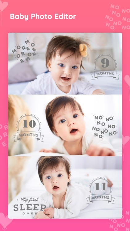 Baby photo editor & Art Maker