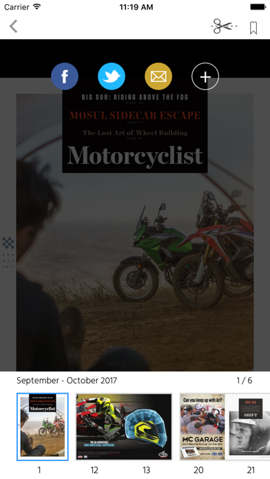 Motorcyclist screenshot 2