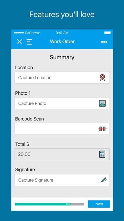 GoCanvas - Business Forms