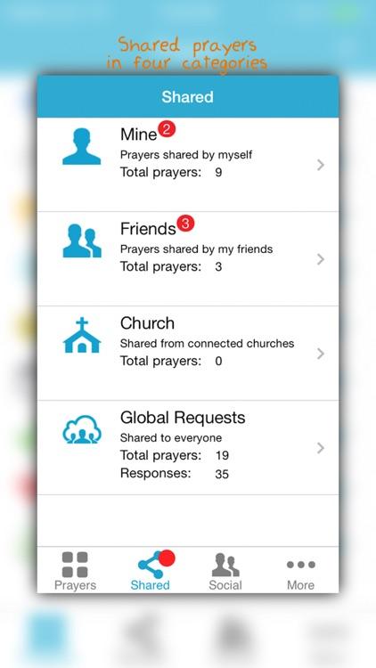 We Prayers - Daily Devotion screenshot-3