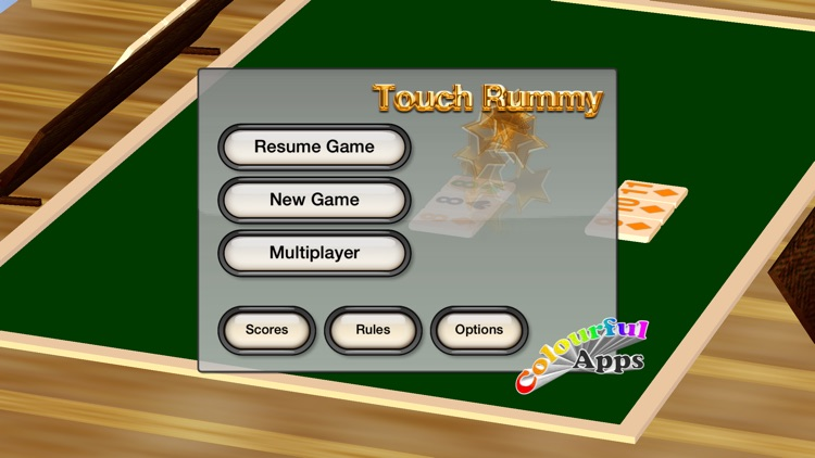 Touch Rummy
