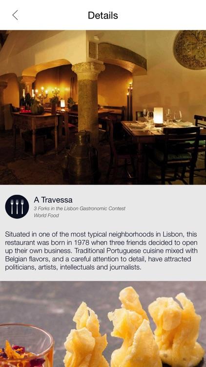 Lisbon's best restaurants screenshot-3