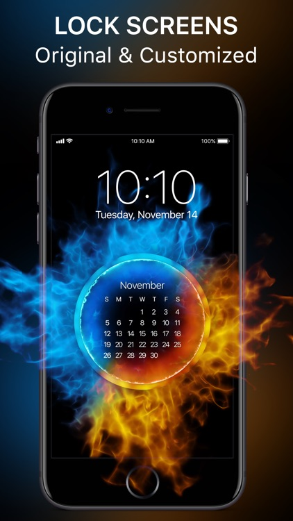 Live Wallpapers & HD Themes. screenshot-3