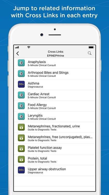 Medicine Central screenshot-3
