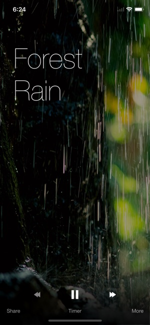 Relax Rain Screenshot